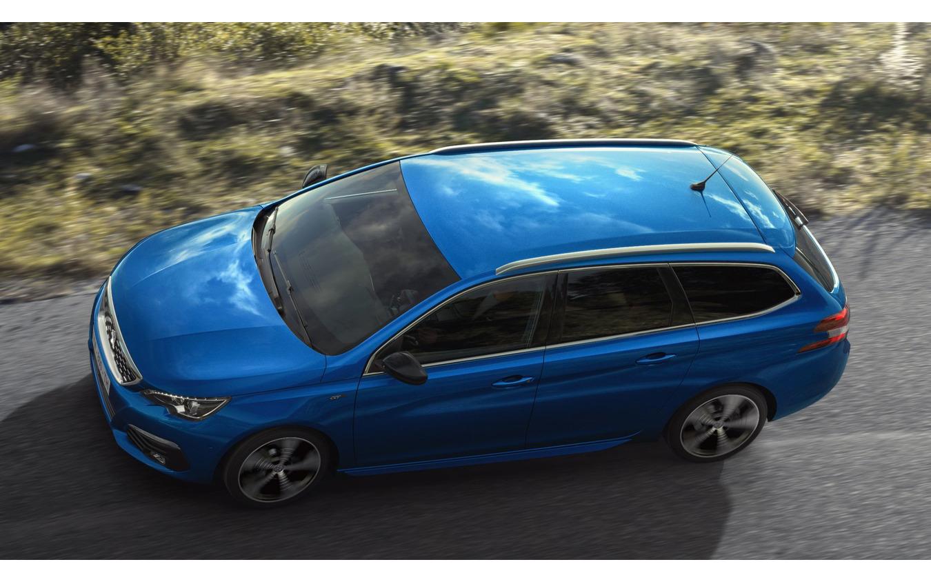 プジョー 308 改良新型