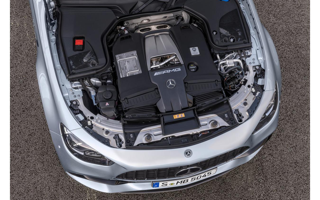 メルセデスAMG E63 S 4MATIC+セダン 改良新型
