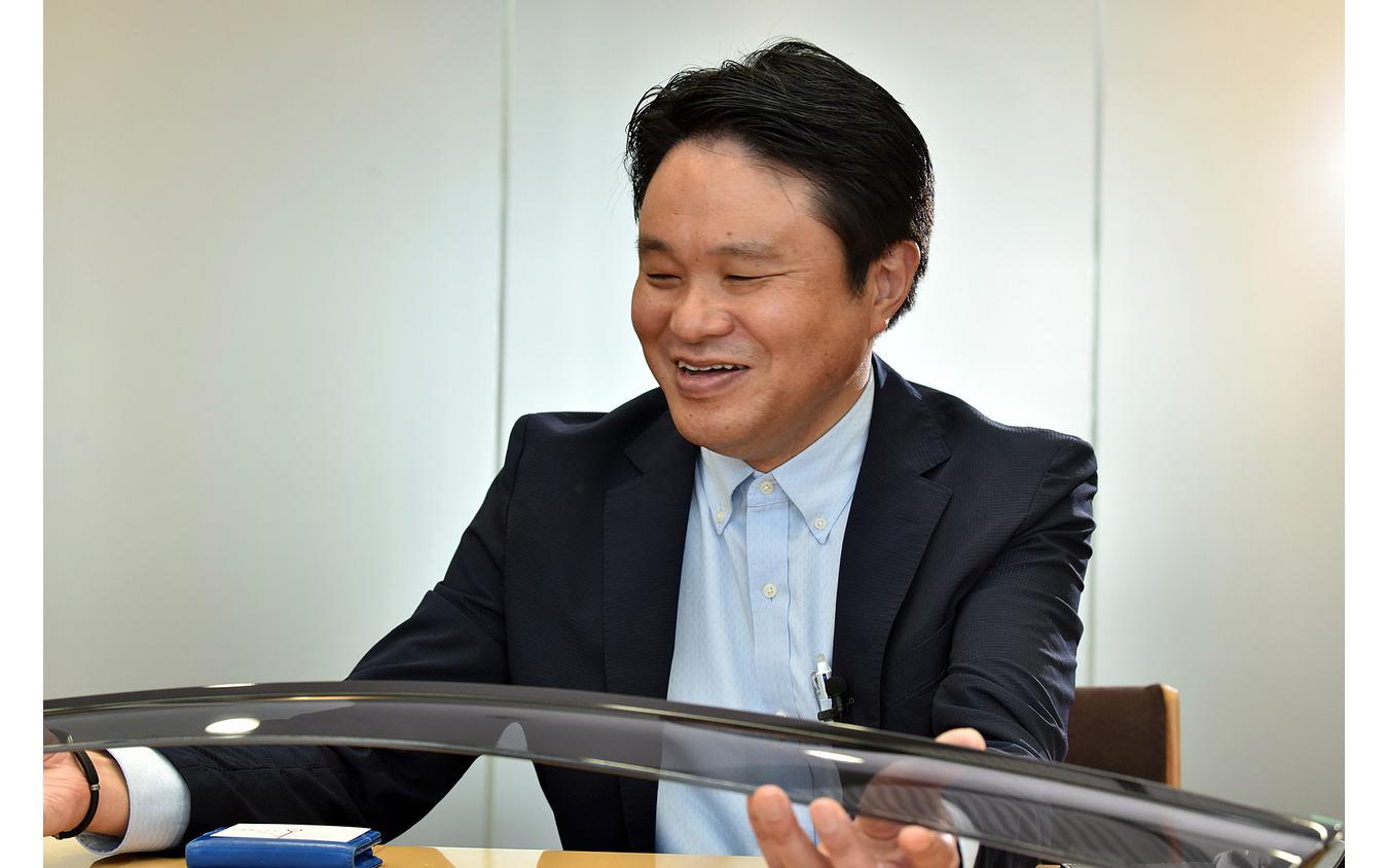DNP田村プラスチック株式会社 副社長 営業開発本部 本部長 桑鶴義浩氏