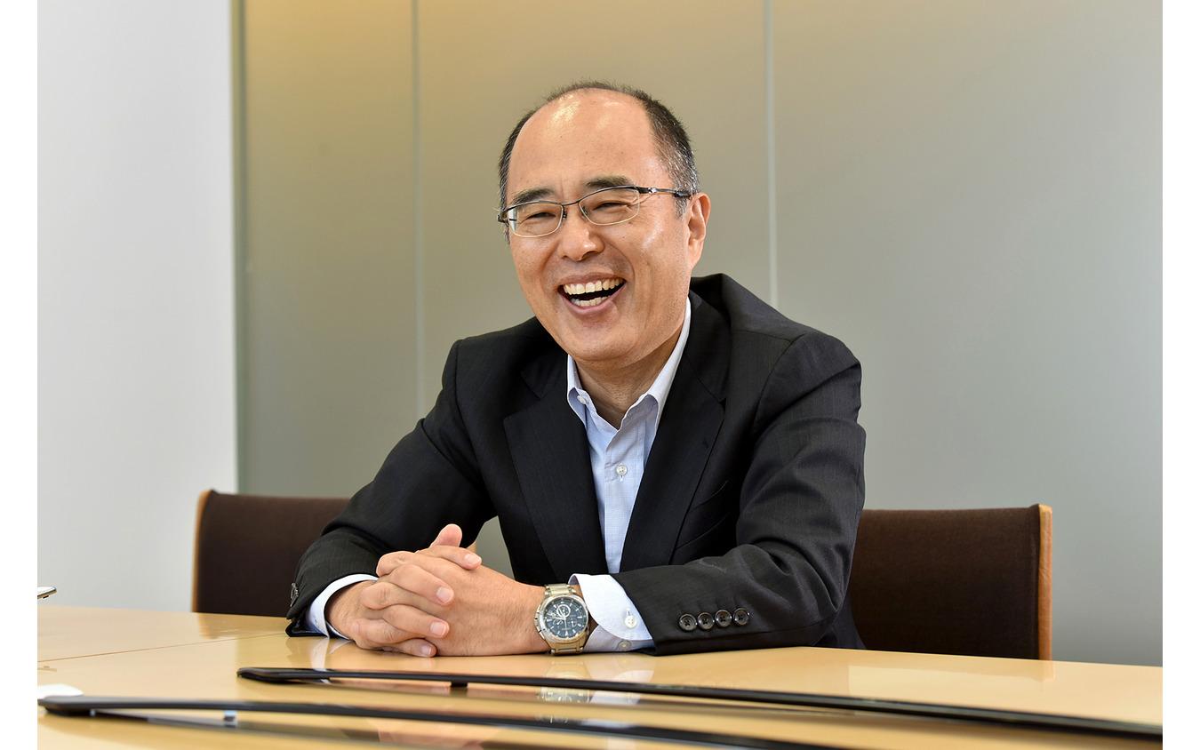 DNP田村プラスチック株式会社 代表取締役社長 阿部一夫氏