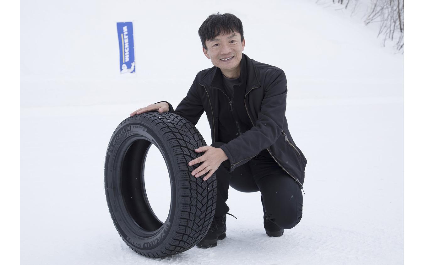 ミシュラン X-ICE SNOW