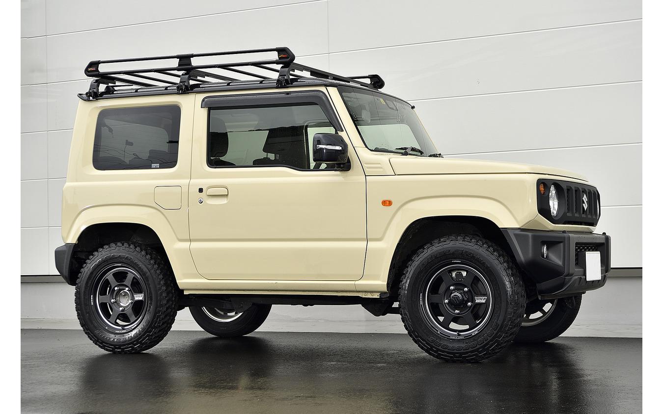 ◆RAYS VOLK RACING TE37X UL 装着サイズ:16in×5.5J Inset+20 5H-139.7 カラー:ブラストブラック(BC) タイヤサイズ:185/85R16