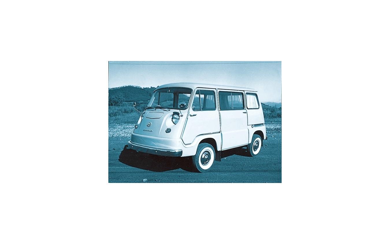 スバル・サンバー(1961年)