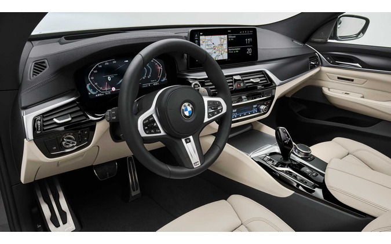 BMW 6シリーズ・グランツーリスモ 改良新型