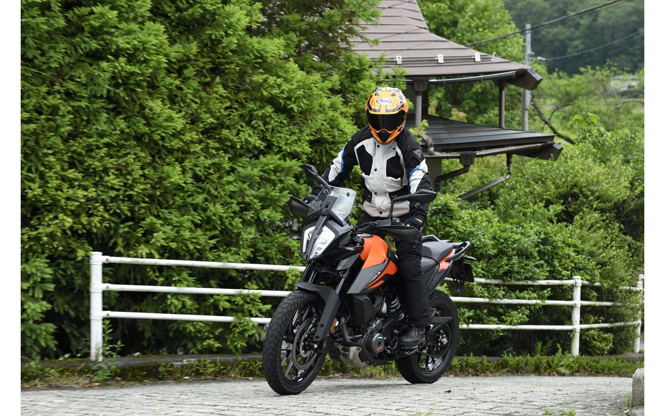 KTM 390アドベンチャー
