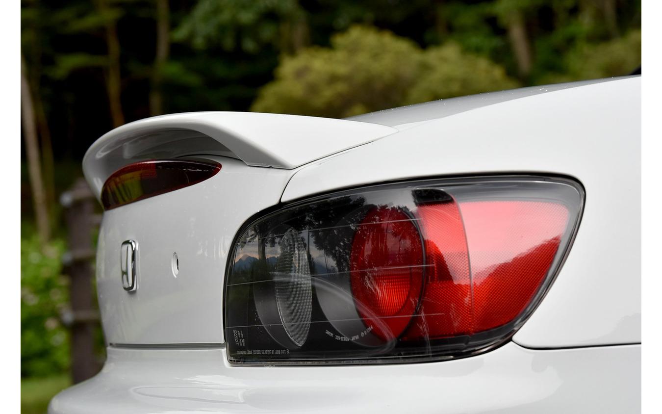 ホンダ S2000 20周年記念純正アクセサリー装着車