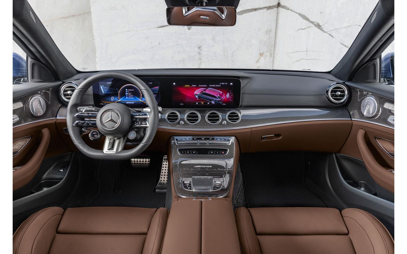 メルセデス E63 S 4MATIC+ ステーションワゴン 改良新型