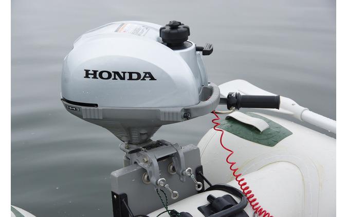 ホンダの2馬力空冷エンジン船外機「BF2」