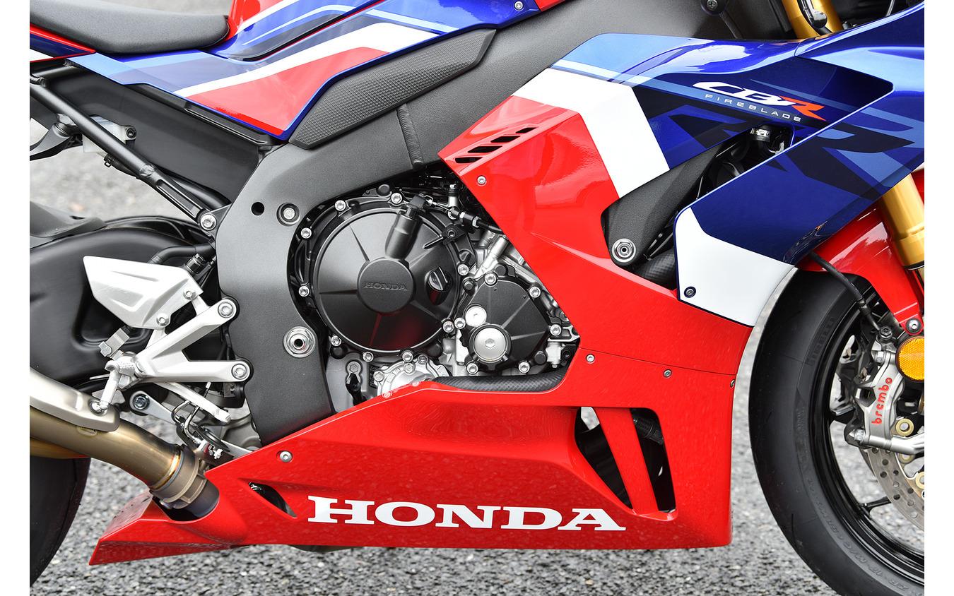 ホンダ CBR1000RR-R ファイヤーブレードSP