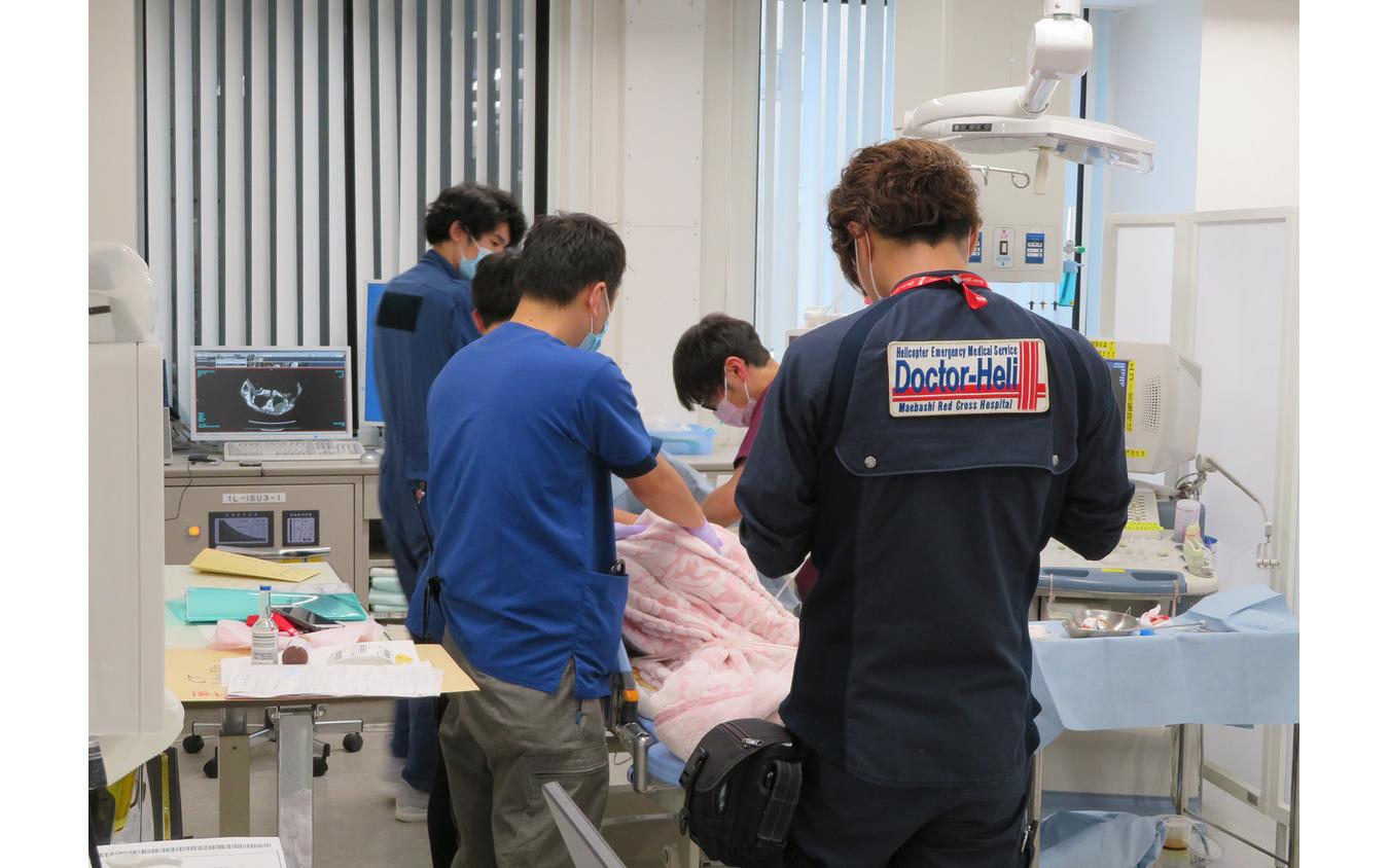 取材協力:前橋赤十字病院 朝日航洋
