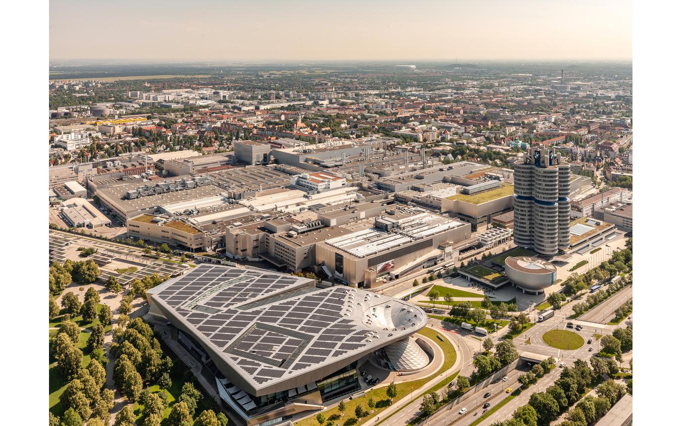 BMWミュンヘン工場