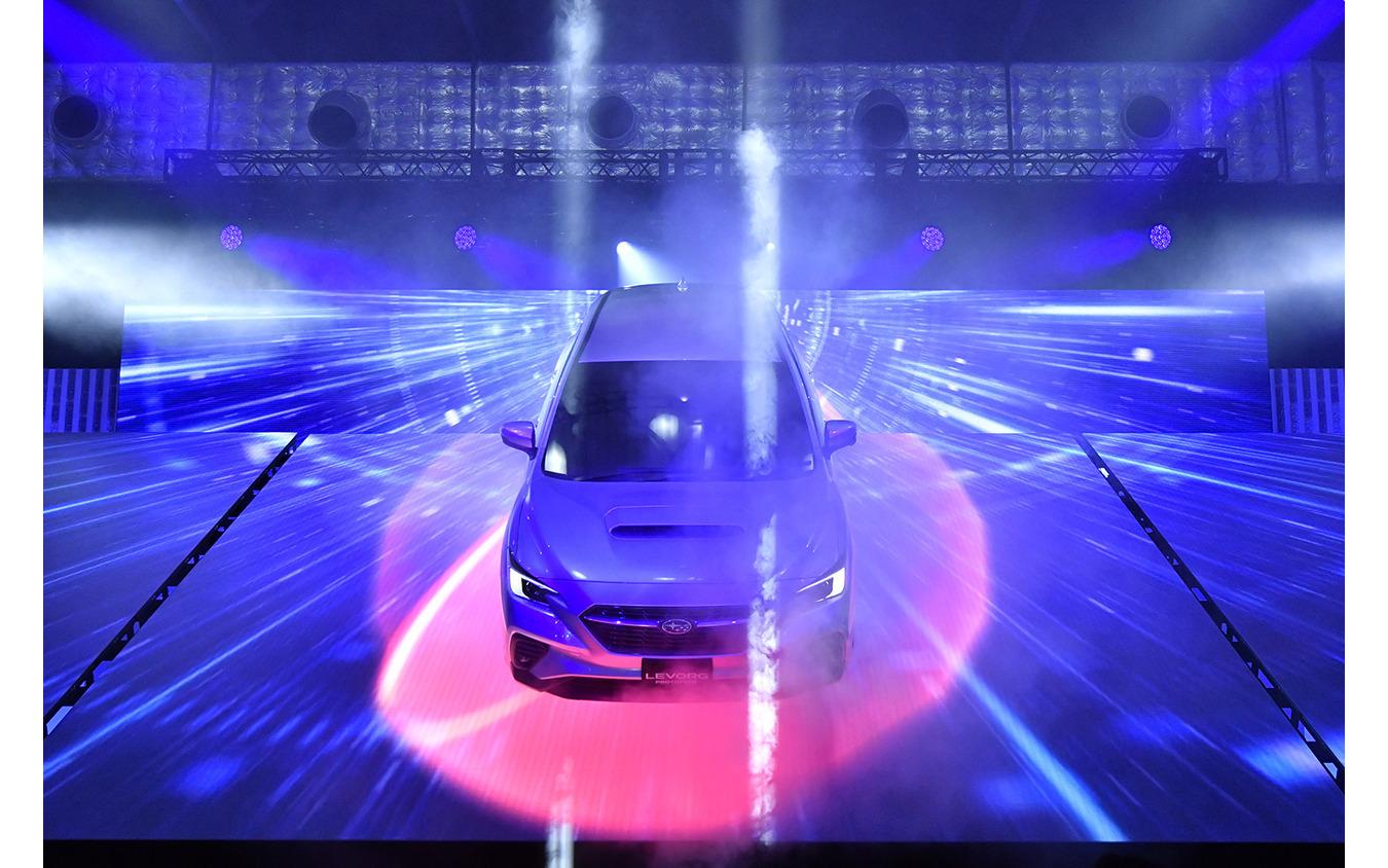 スバル・レヴォーグ・プロトタイプ(東京モーターショー2019で発表)