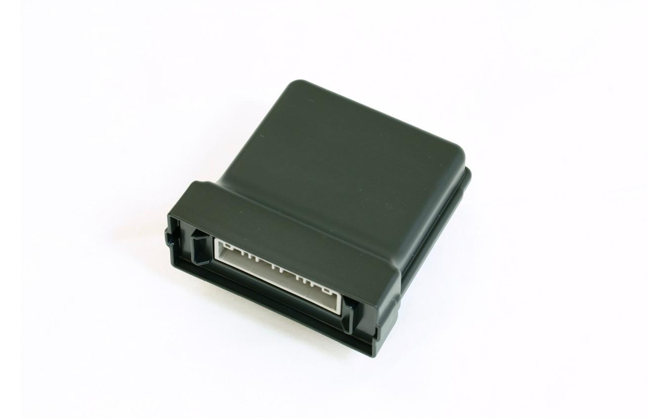 世界最多16チャンネルのCAN通信を採用したゲートウェイユニット