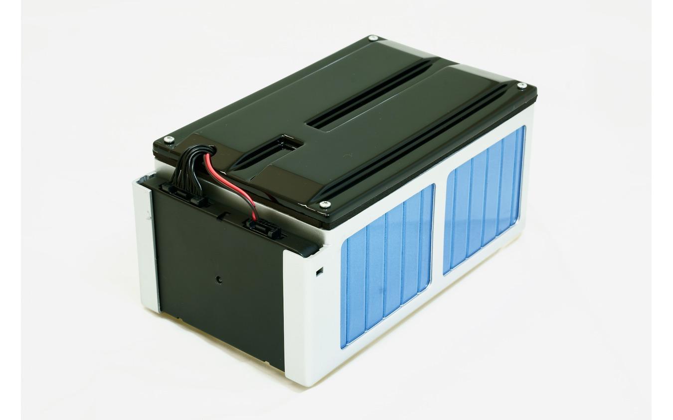ワイヤレス式バッテリーマネジメントシステムには、2.4GHz無線通信機能を搭載される