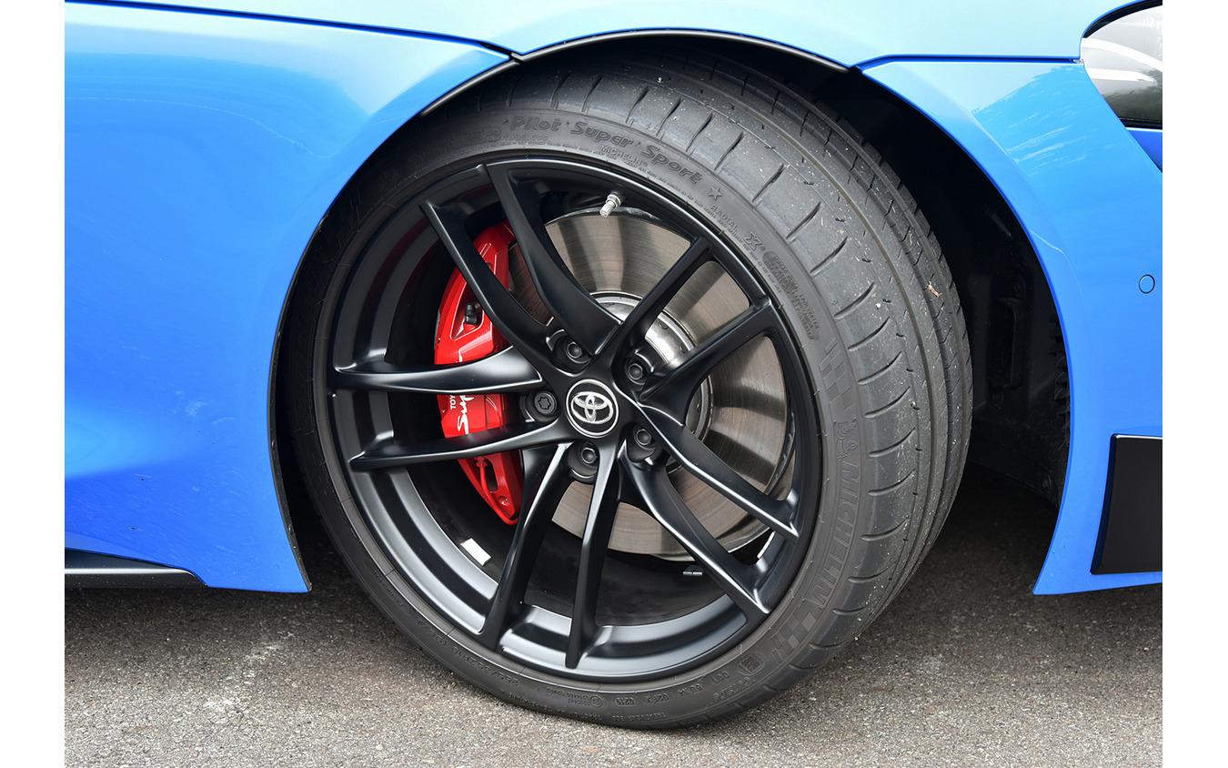 トヨタ スープラ RZ 改良新型