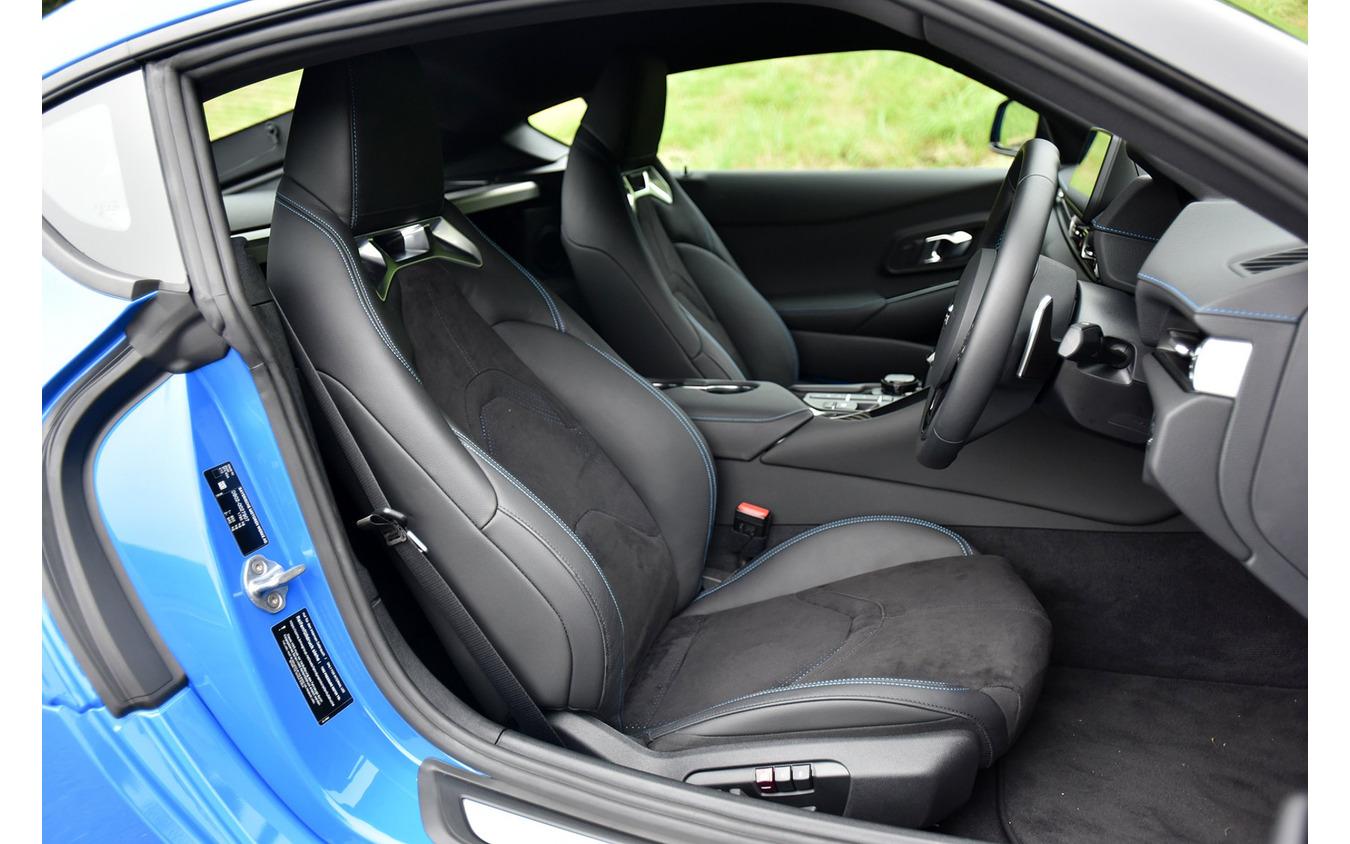 トヨタ スープラ RZ ホライズンブルーエディション