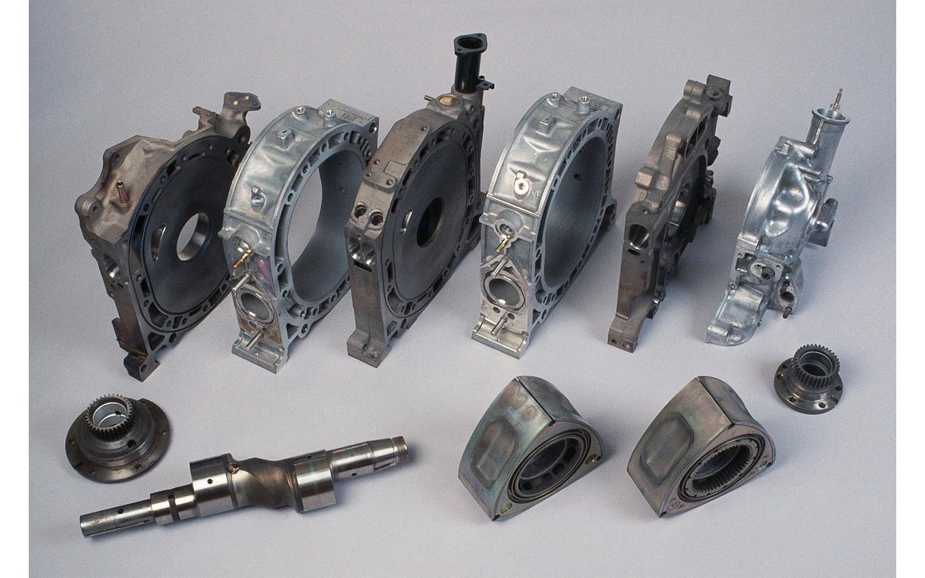オートエクゼの『RX-7』/『RX-8』用ファインチューニングリビルトエンジン