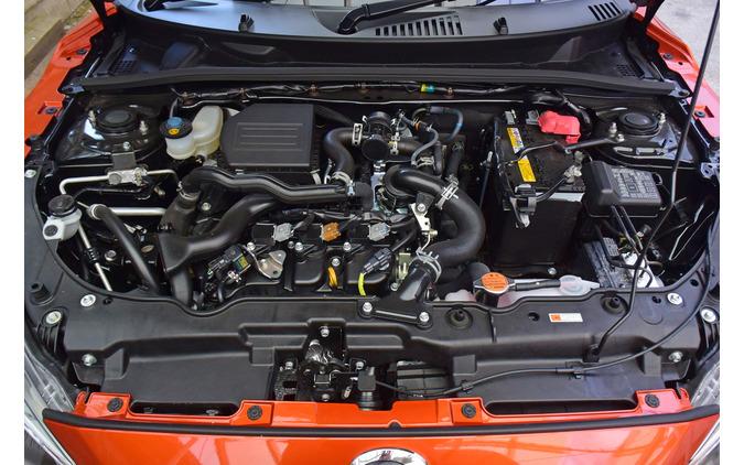 ターボエンジンは性能的に不満はないが、ホンダエンジンのようなパンチはない。
