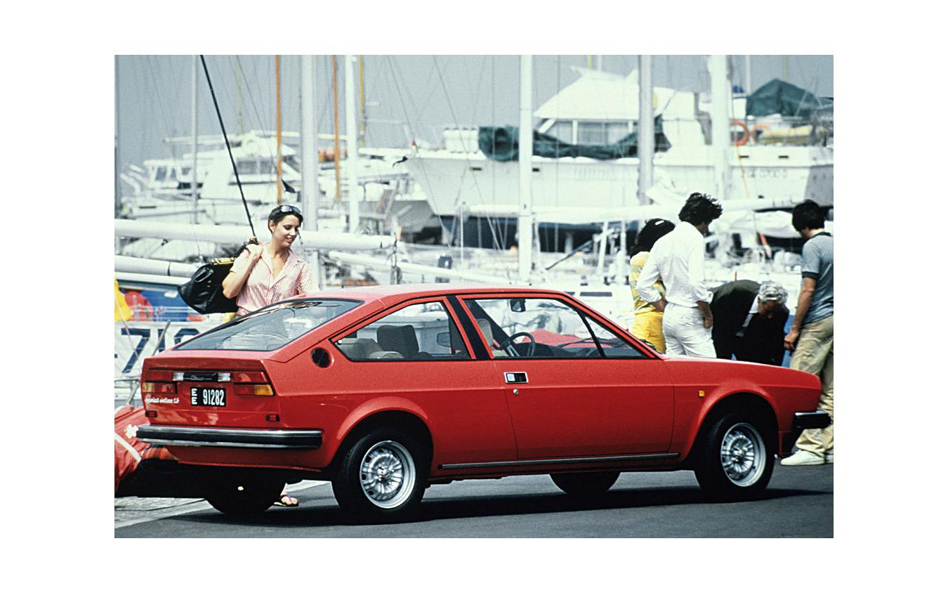 1979年 アルファスッド・スプリント1.5ヴェローチェ