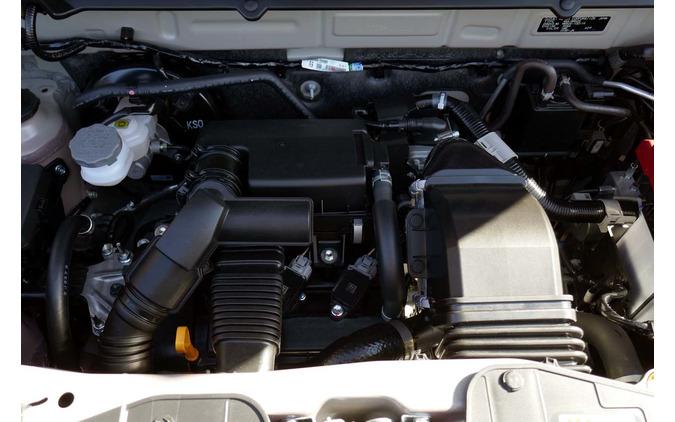 エンジンはR06A型0.66L直3ターボエンジン