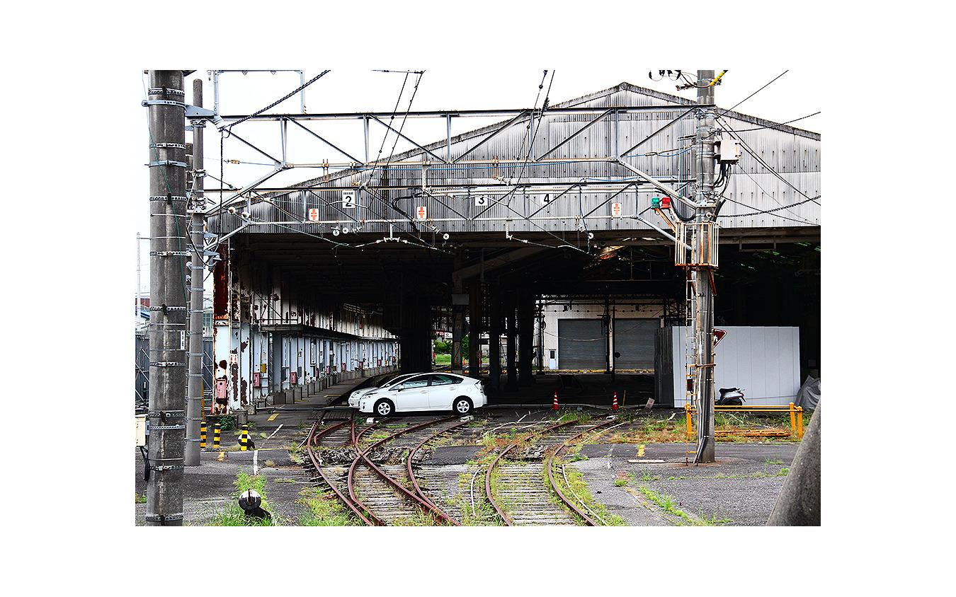 2012年当時の所沢 西武鉄道所沢工場跡地があったころ