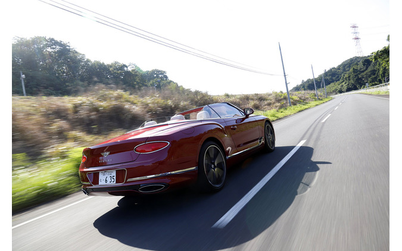 ベントレー コンチネンタルGT W12