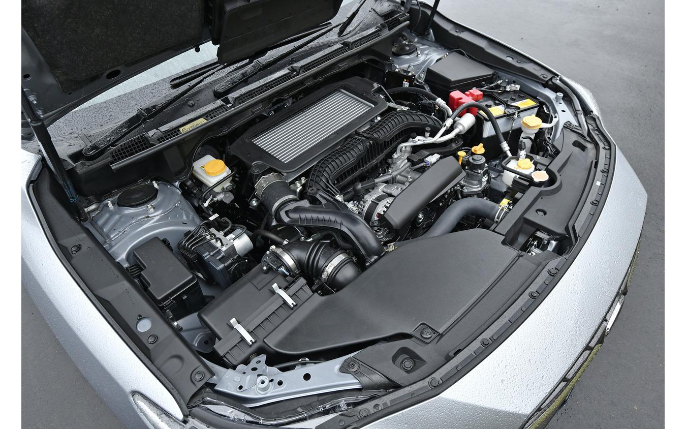 スバル レヴォーグ GT-H(プロトタイプ)
