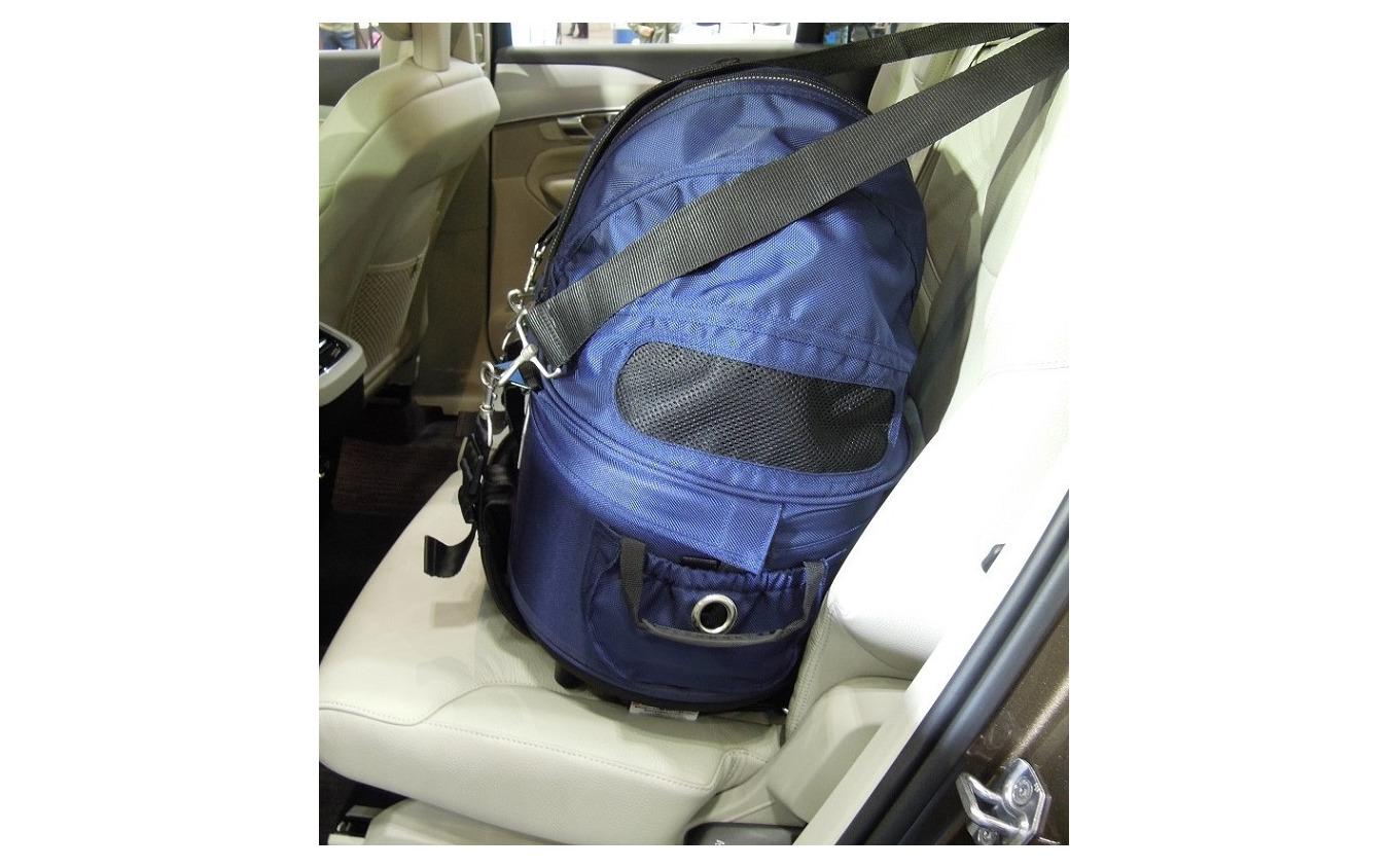 チャイルドシート用のISOFIXアンカーやシートベルトで後席に固定できるタイプなら、ラゲッジのスペースにも余裕が生まれる