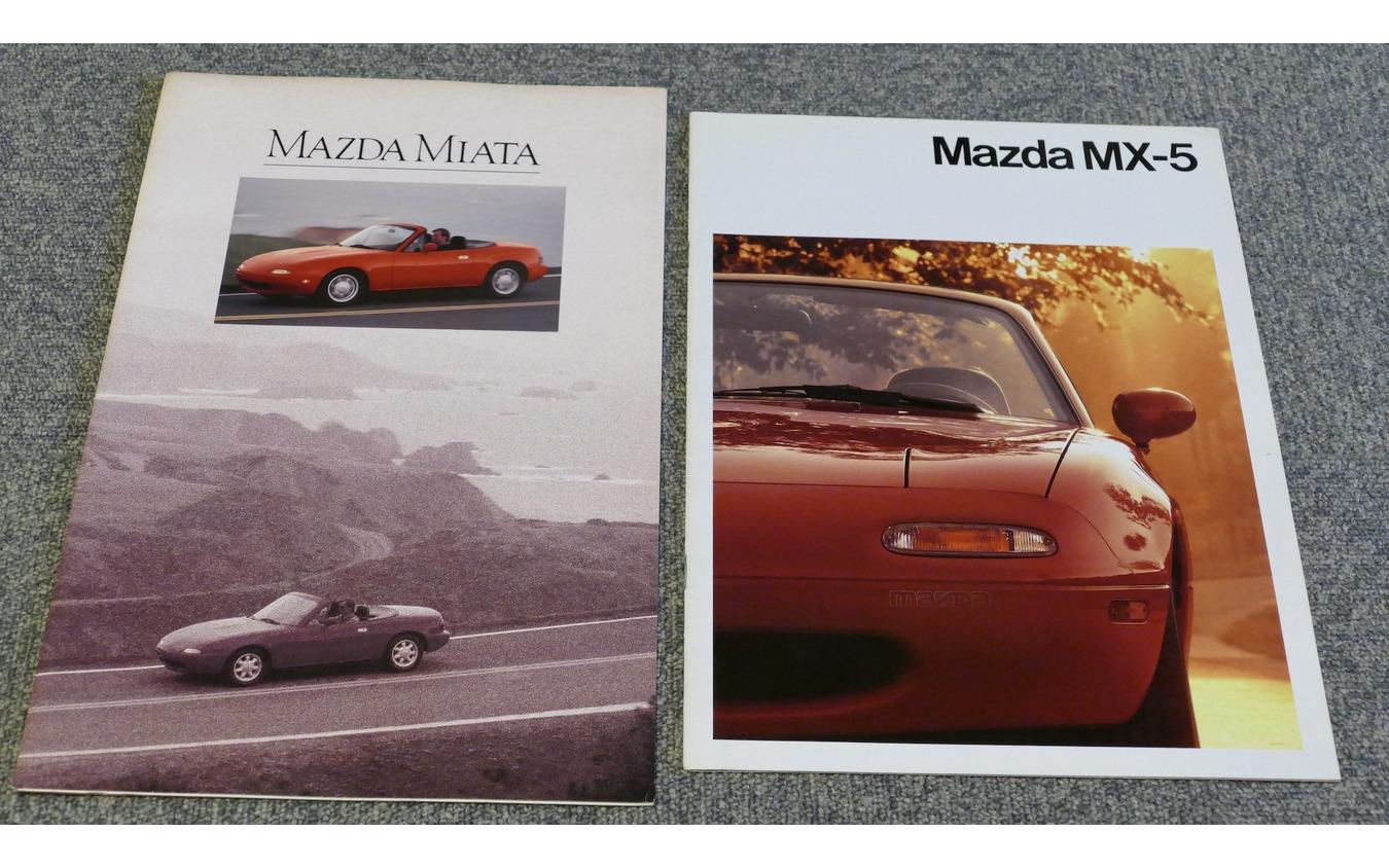 マツダMX-5 Miata / MX-5