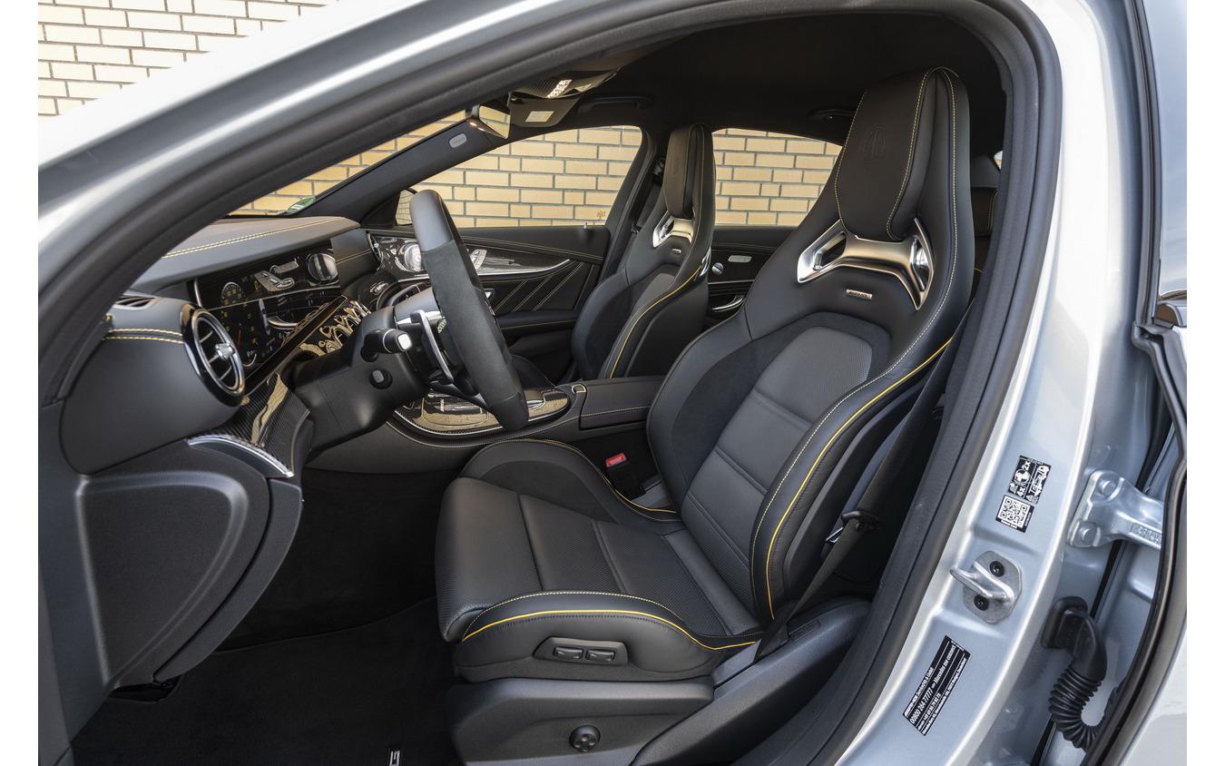 メルセデスAMG E63 S 4MATIC+ セダン 改良新型