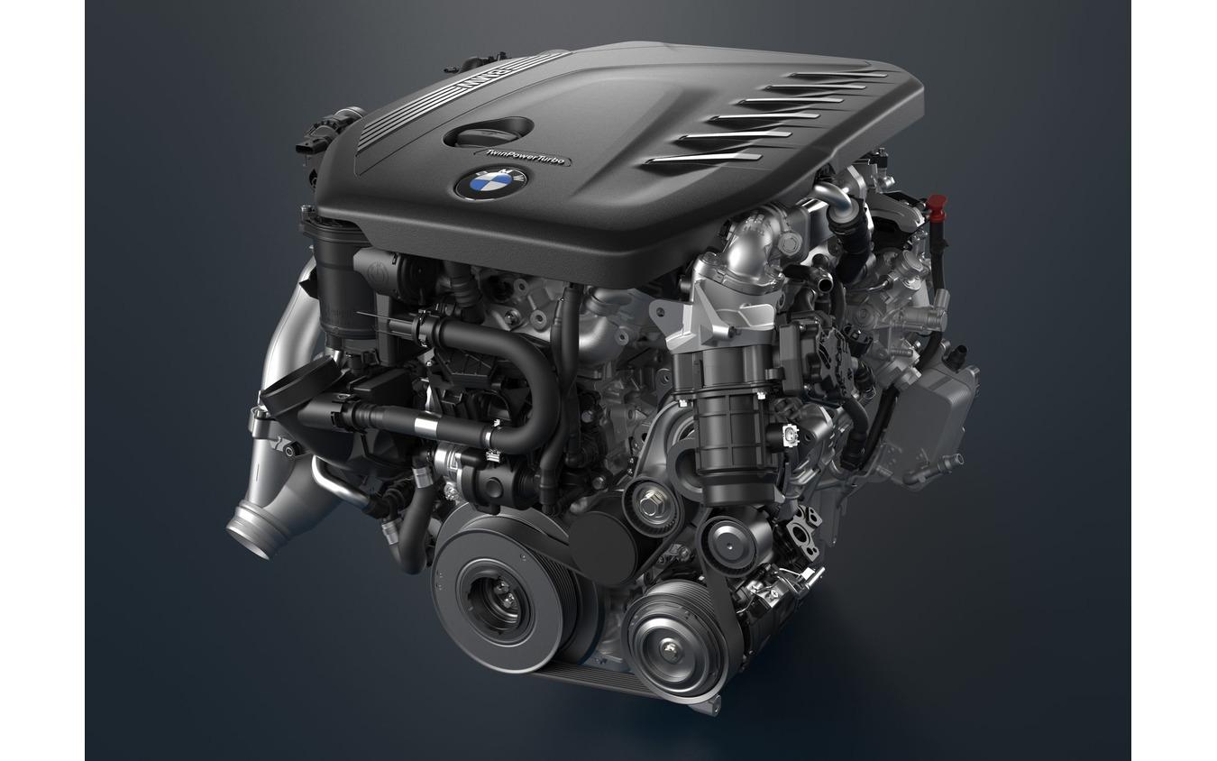 BMWの新世代の直列6気筒クリーンディーゼルエンジン
