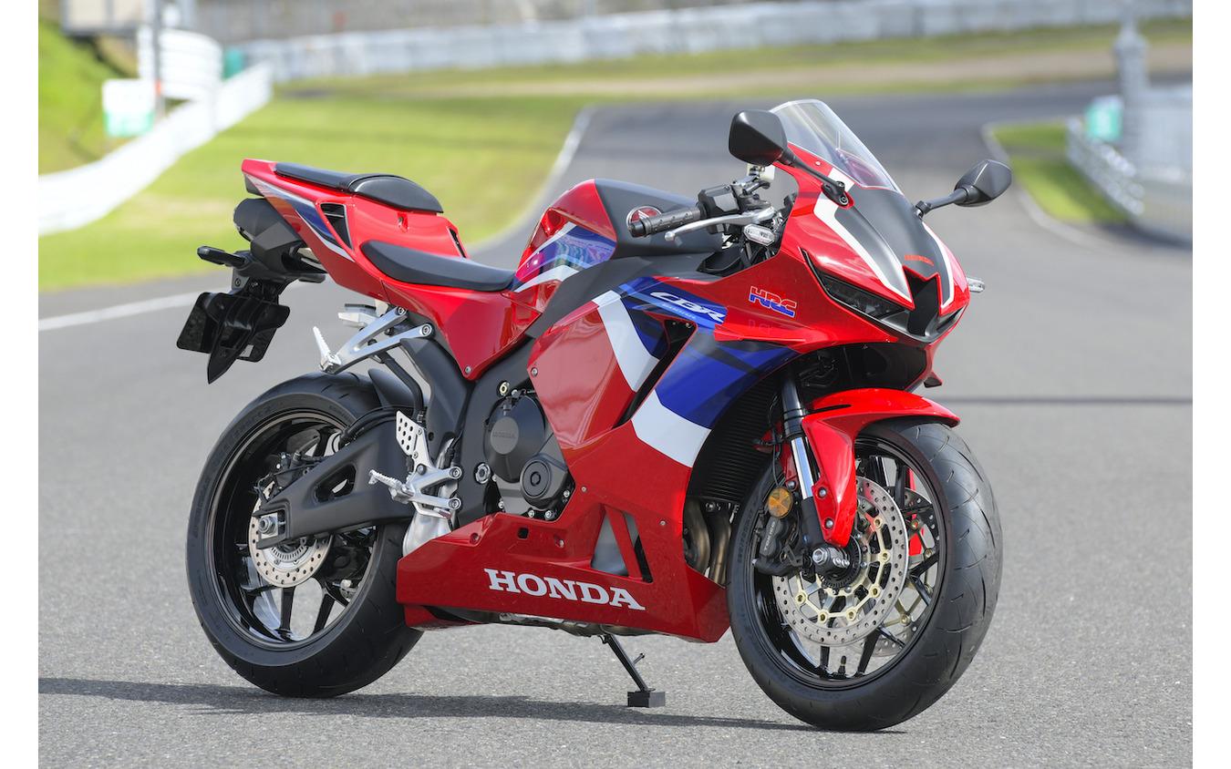 ホンダ CBR600RR 新型