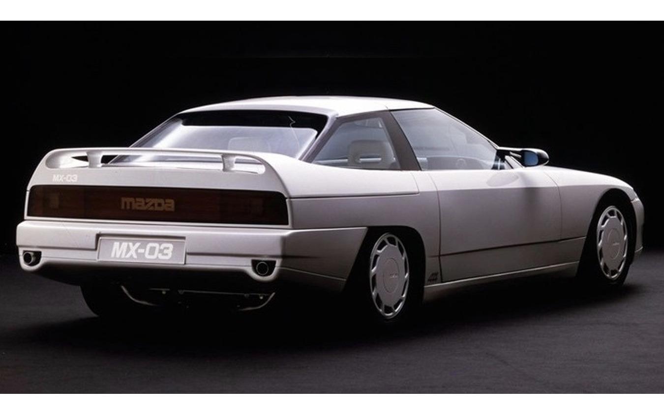マツダMX-03(1985年)