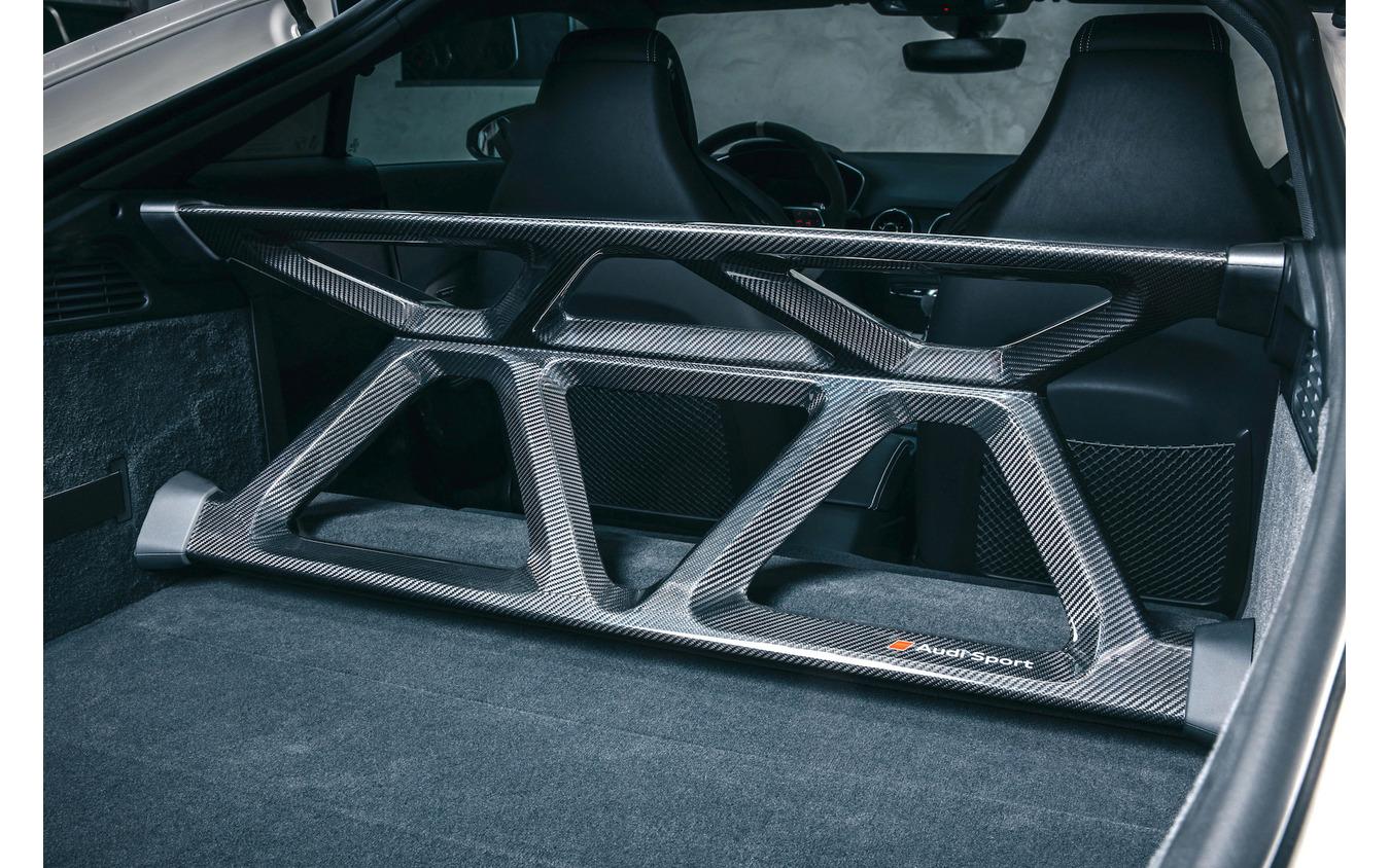 アウディTT RS 40イヤーズ・クワトロ