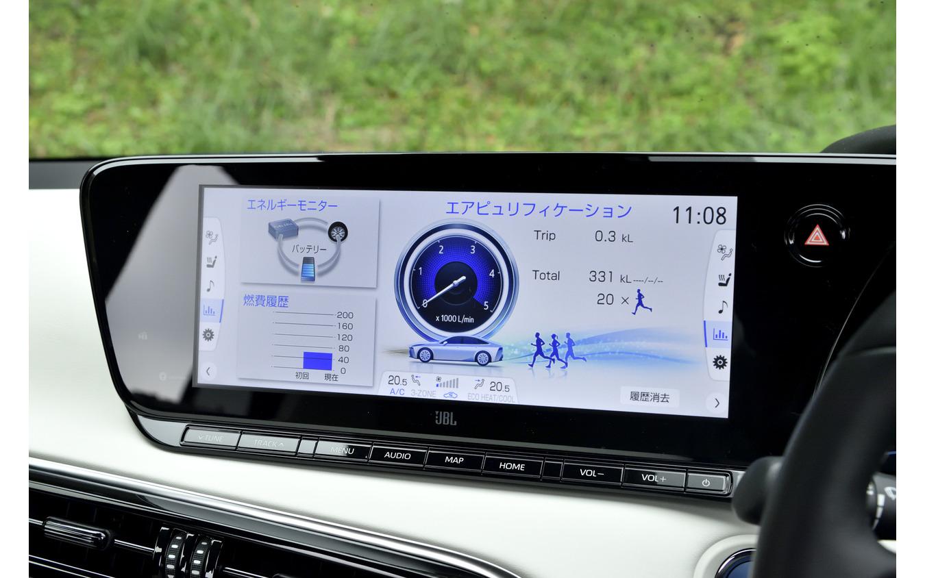 トヨタ MIRAI 新型(プロトタイプ)