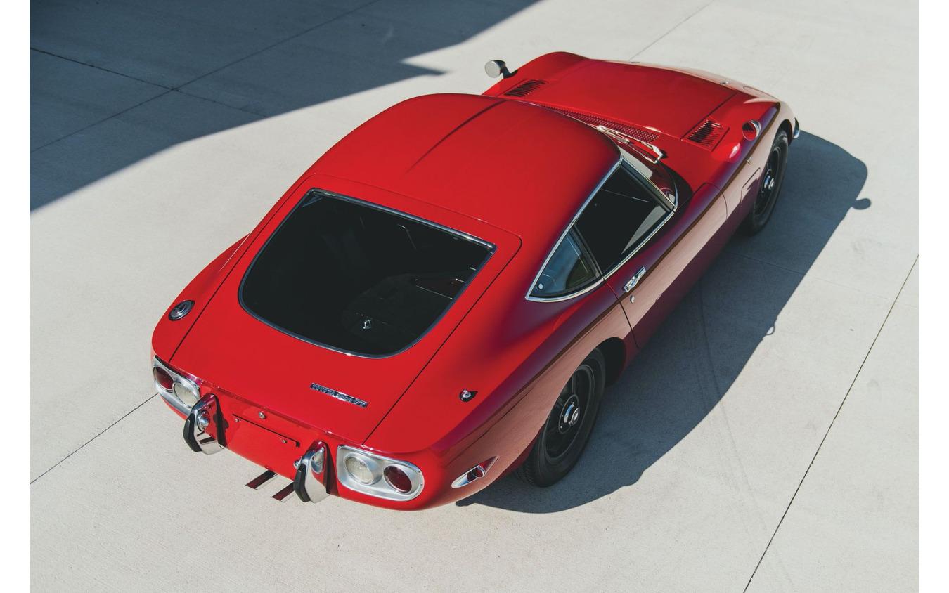 トヨタ 2000GT(1967年式)