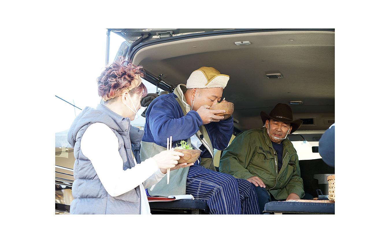 『車中HACK BOOT CAMP』