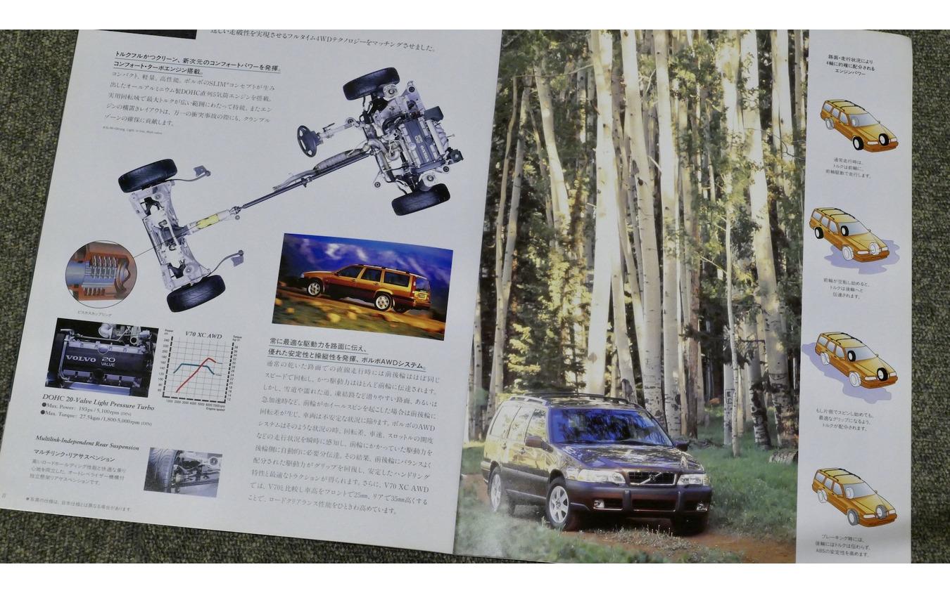 ボルボV70 XC AWD