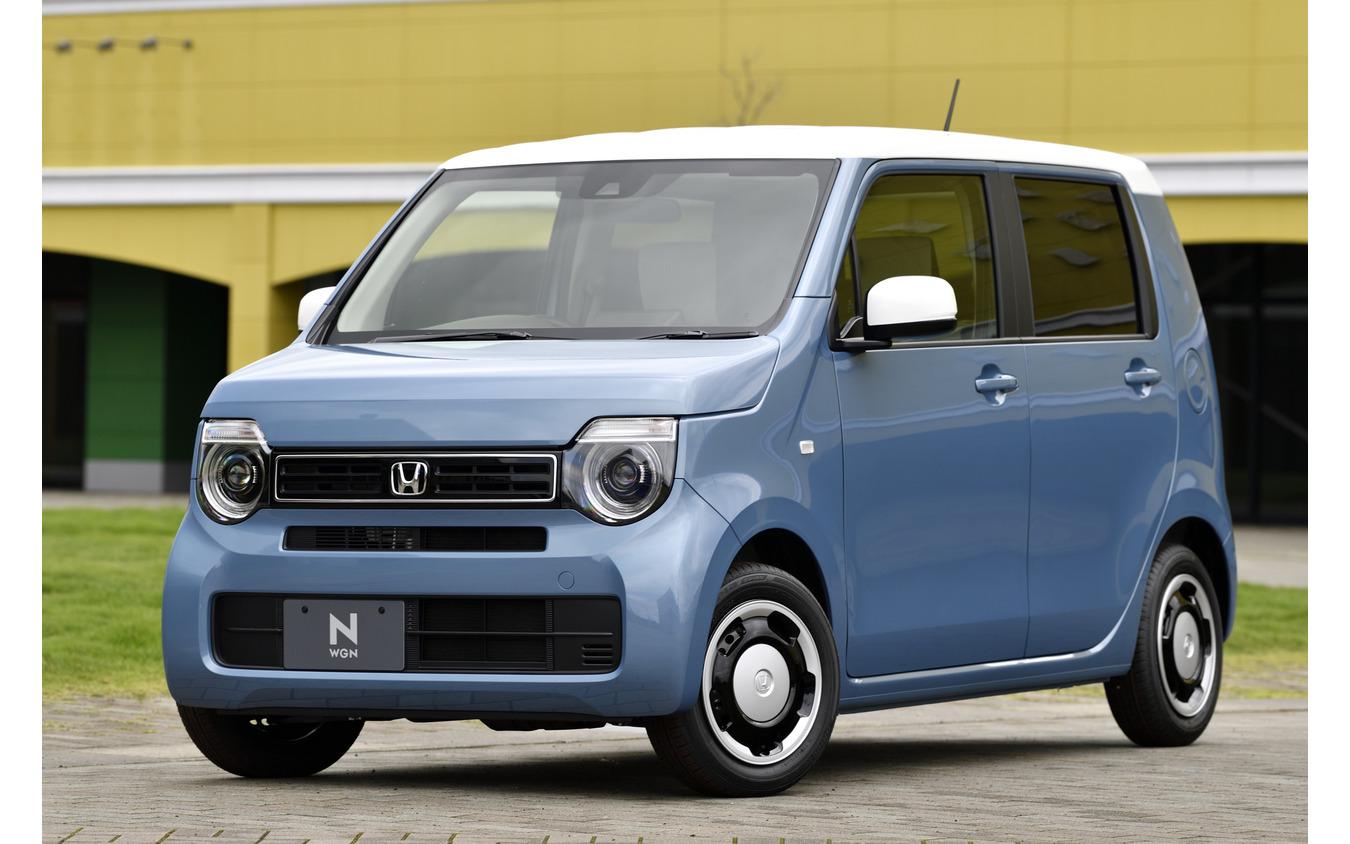 ホンダ N-WGN 新型