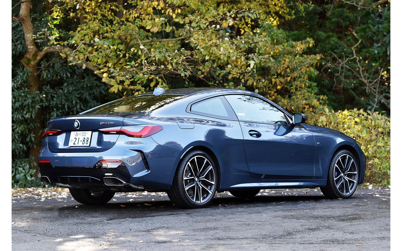 BMW 4シリーズ 新型(M440i xDrive)