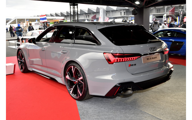 RS 6 アバント