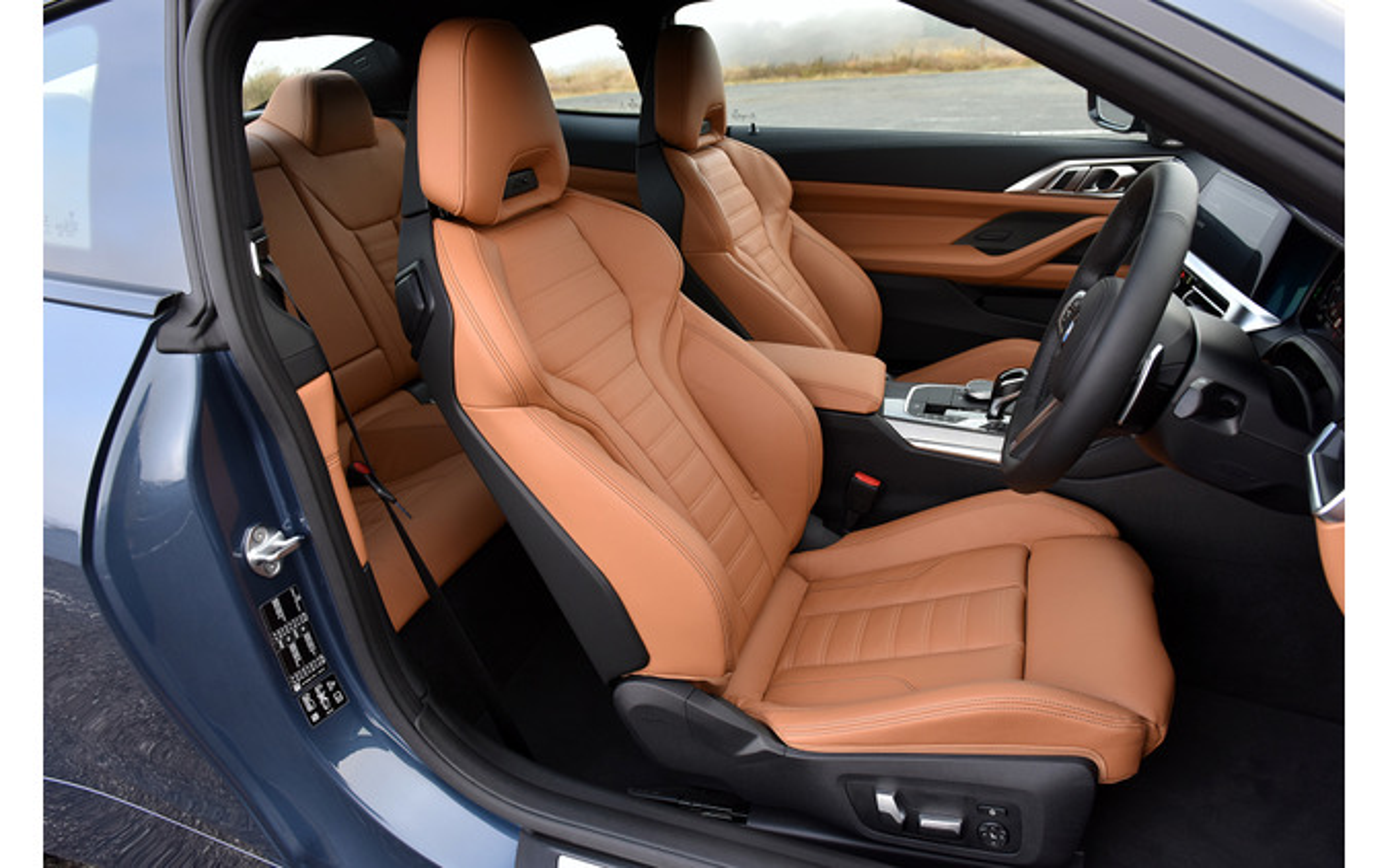 BMW 4シリーズクーペ 新型(M440i xDriveクーペ)