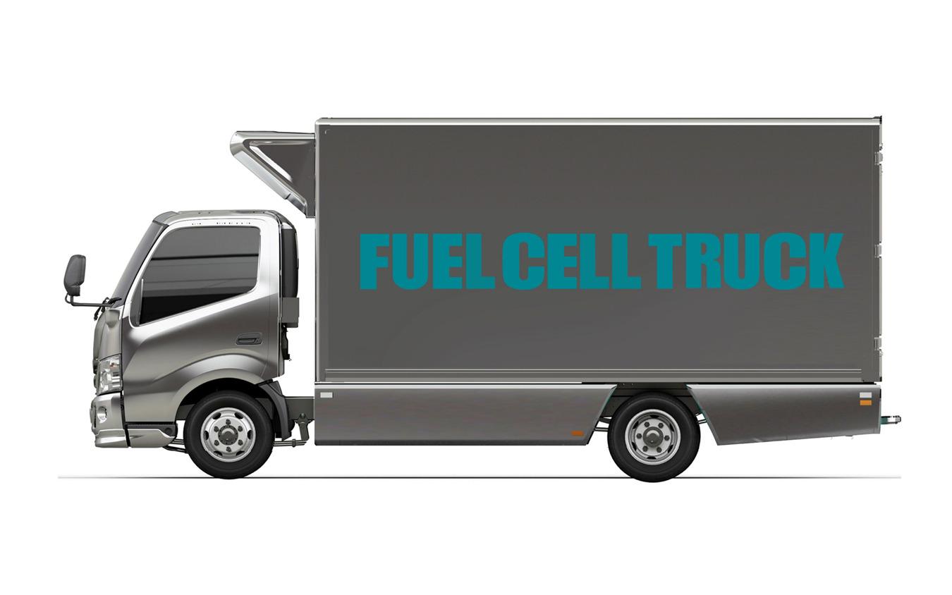 「水素トラック」トヨタが実験