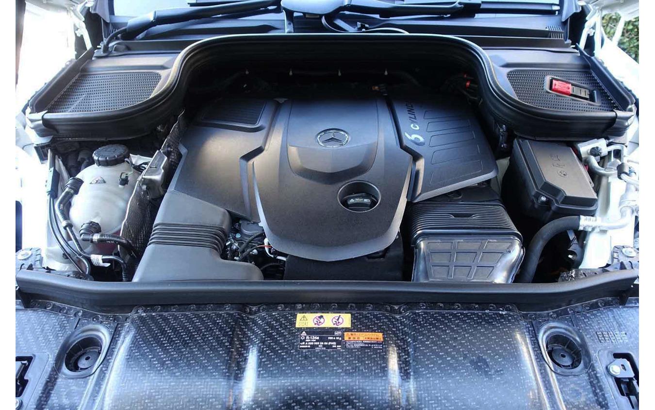 メルセデスベンツ GLS 400d