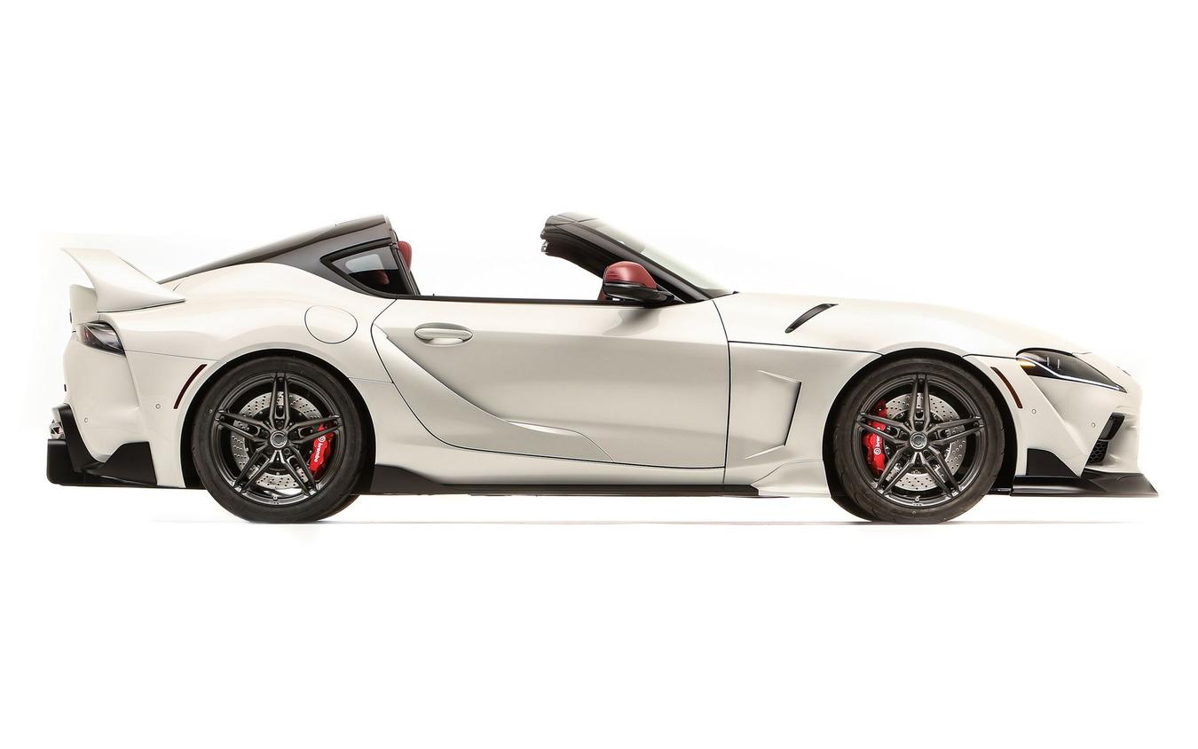 トヨタ GR スープラ・スポーツトップ