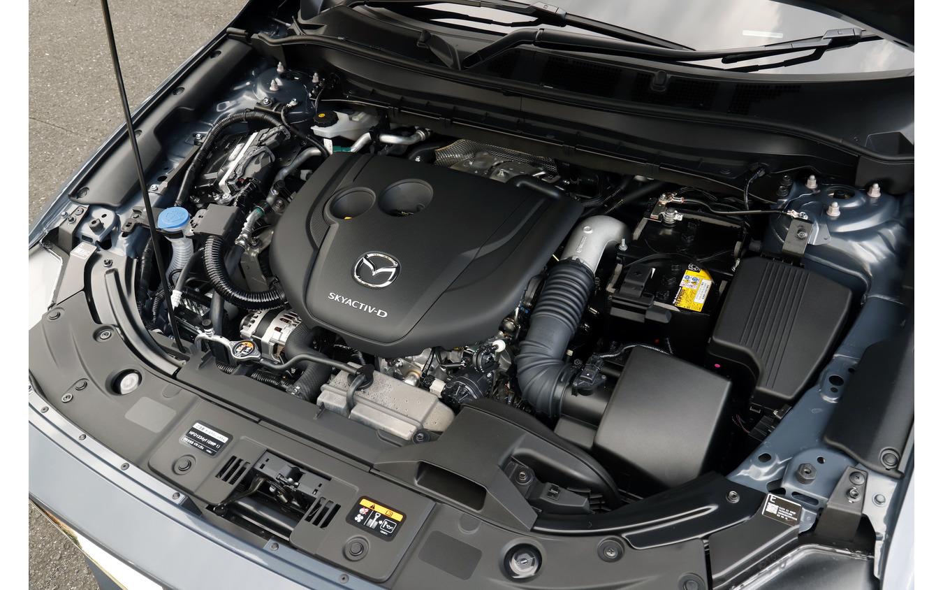 マツダ CX-5 改良新型 SKYACTIV-D AWD(ブラック トーンエディション)