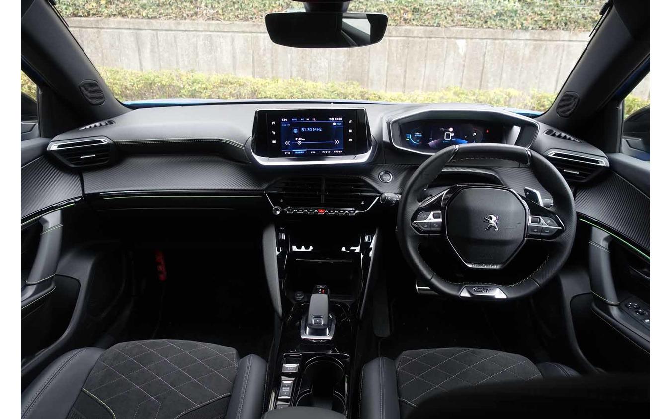 プジョー SUV 2008 GTライン