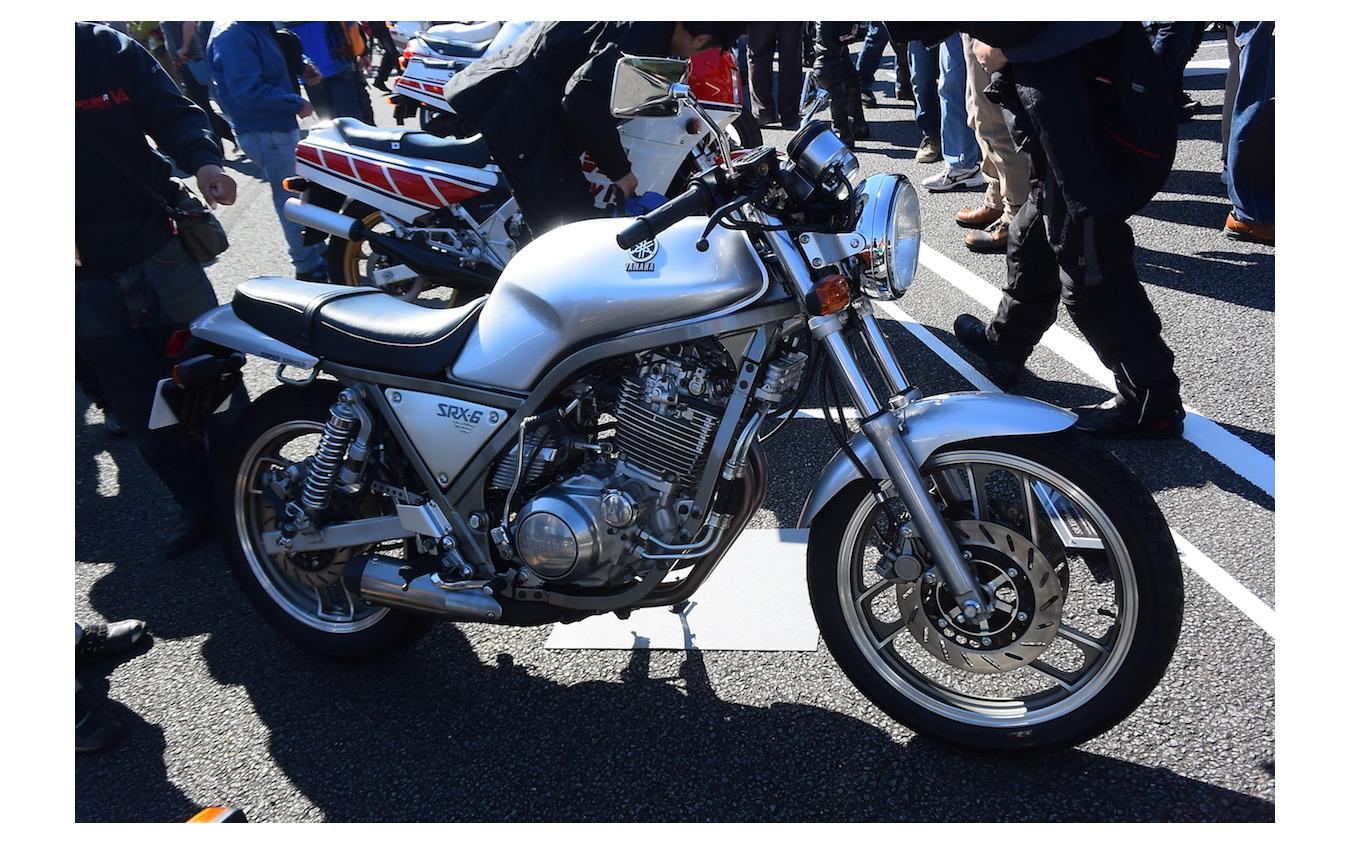 ヤマハ SRX600(1985年)