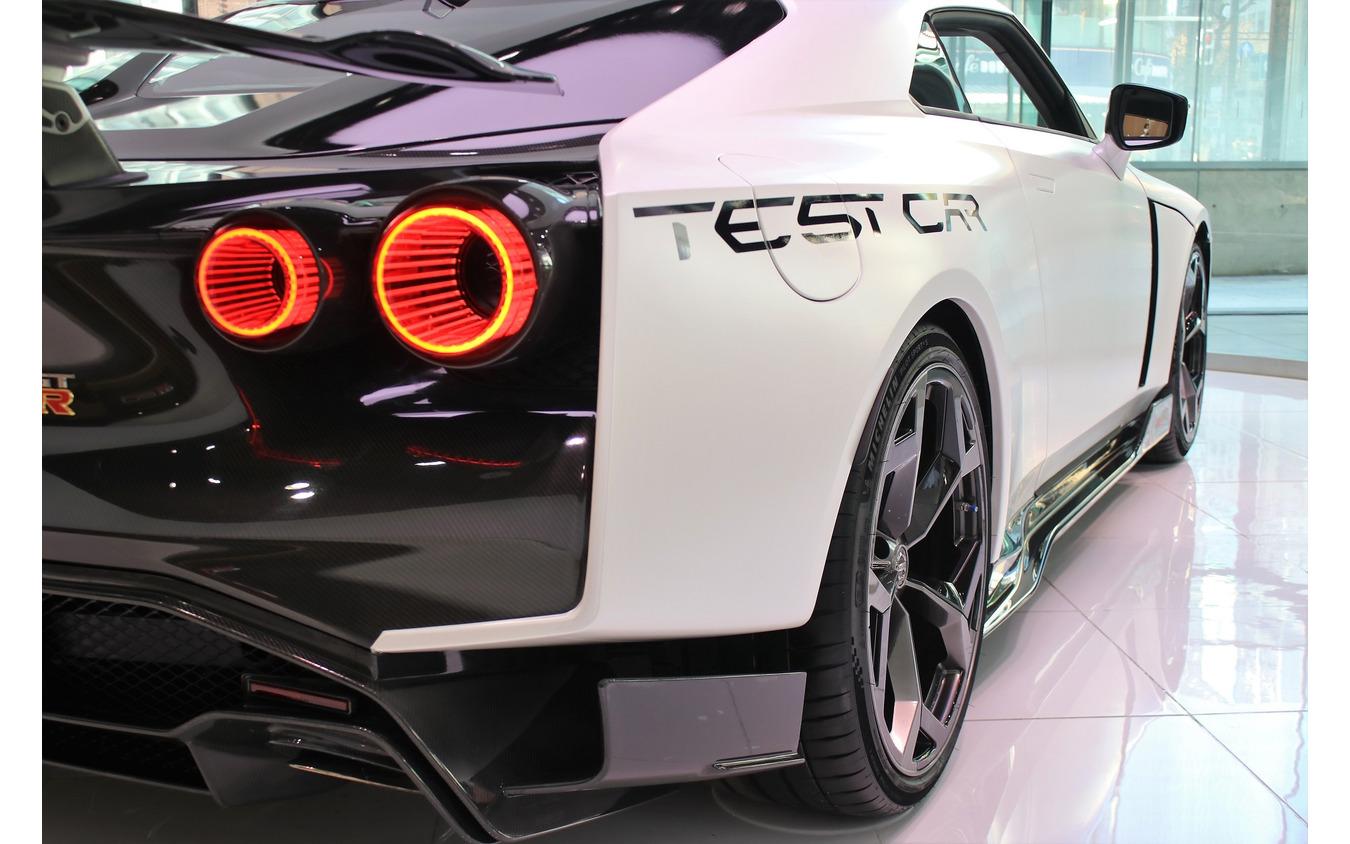 日産 GT-R50 by イタルデザイン