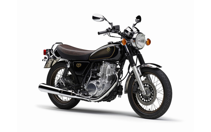 ヤマハ SR400 Final Edition Limited(ブラック)